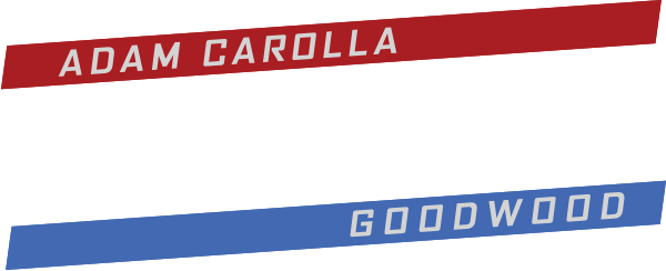 Adam Carolla Goes Racing